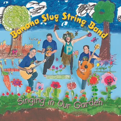 Singing In Our Garden CD