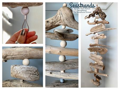 Sea Strands / Bringing the shoreline to you