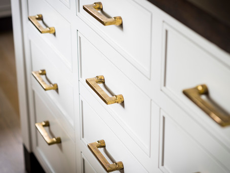 Choosing Knobs, Pulls and Handles