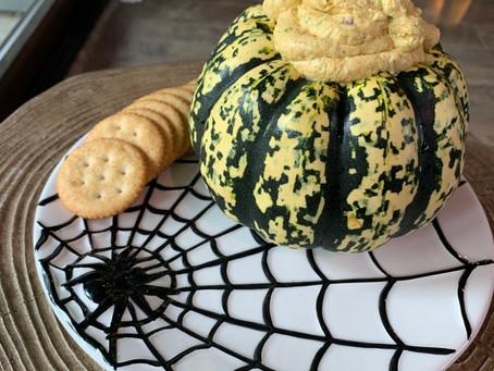 Savory Pumpkin Dip...a new Fall Tradition
