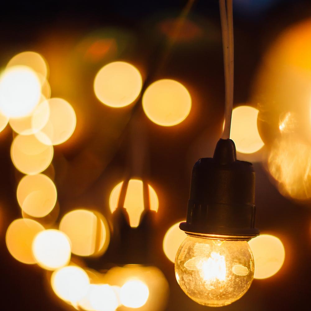 string lights for yard