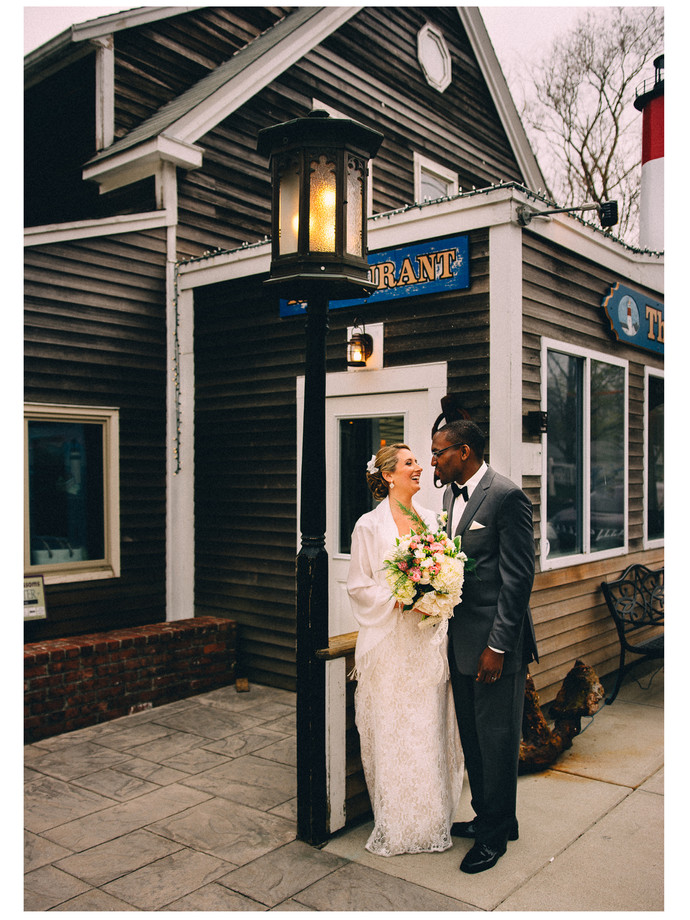 Alex & Jeff's Cape Cod Wedding
