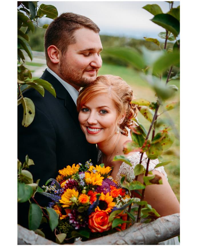 Jim & Amanda's Fabulous Fall Wedding