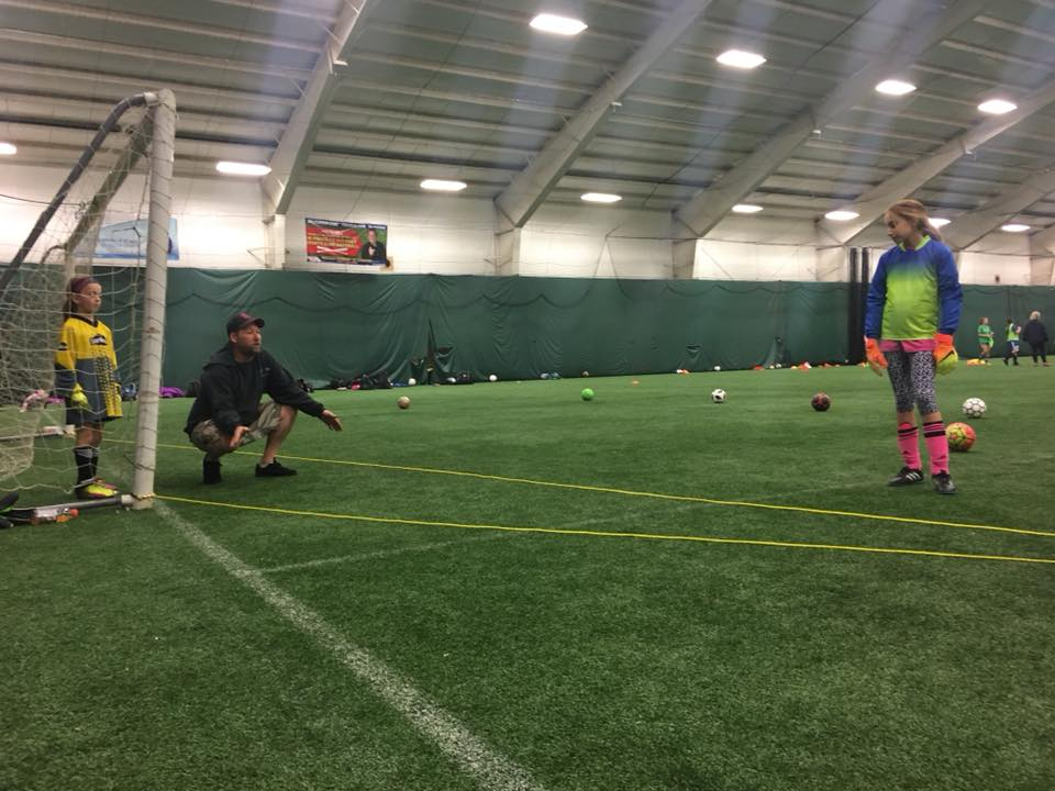 Goalie training2