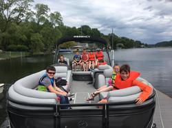 Boat at the break LFC