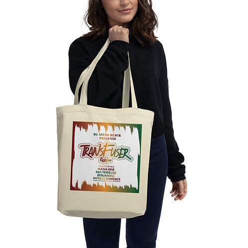 DJ Astro Black Presents: Transfuser Riddim Eco Tote Bag (Official Merchandise)