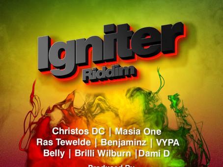 DJ Astro Black Presents: The Igniter Riddim