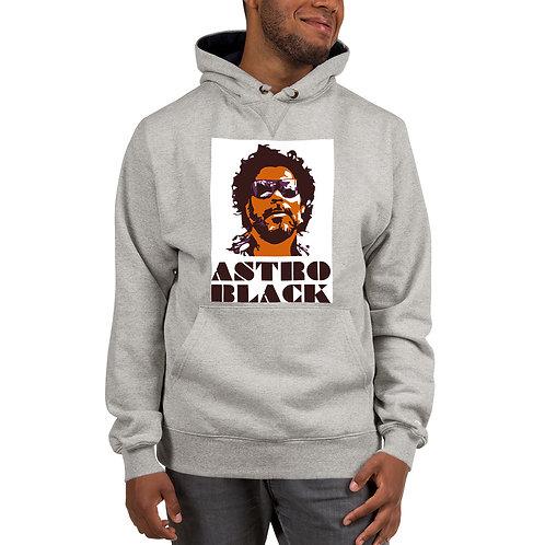 DJ Astro Black Image Hoodie