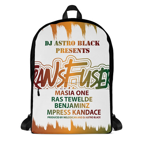 DJ Astro Black Presents: Transfuser Riddim Backpack