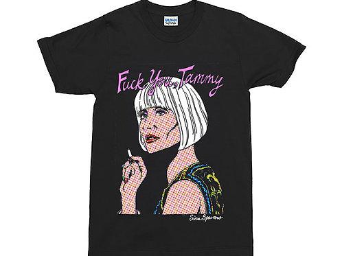Diane Evans Laura Dern Twin Peaks Black T-Shirt