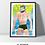 Thumbnail: Custom Art Print (A3) Dead Pornstars