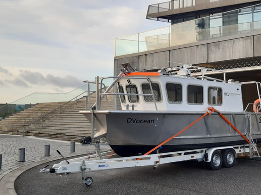 Hamburg's HafenCity University and Subsea Europe Services Team Up for Hydrographer Training