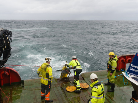 New collaboration creates combined Hydrography and Oceanography portfolio