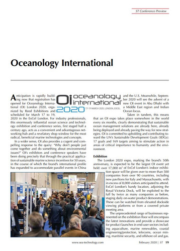 Sea Technology Febrary 2020 (Page image reproduced with permission)