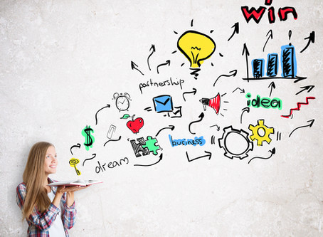reaching your dreams with a business plan