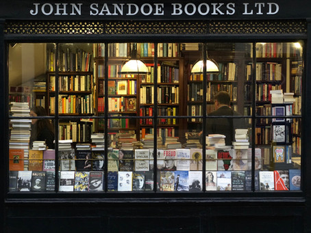 How to start an indie bookstore