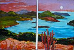 Culebra landscape