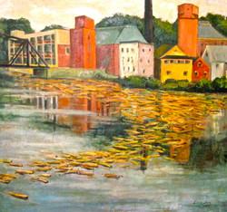 Syracuse Mills 1955.JPG
