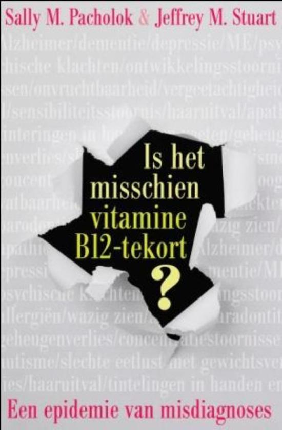 """Doe de test: """"Is het soms vitamine B12 tekort?"""""""