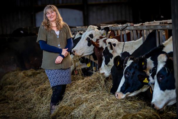 'Meer over de hemelse voedselbank' in april en mei 2020 bij Esther Noordermeer op de boerder