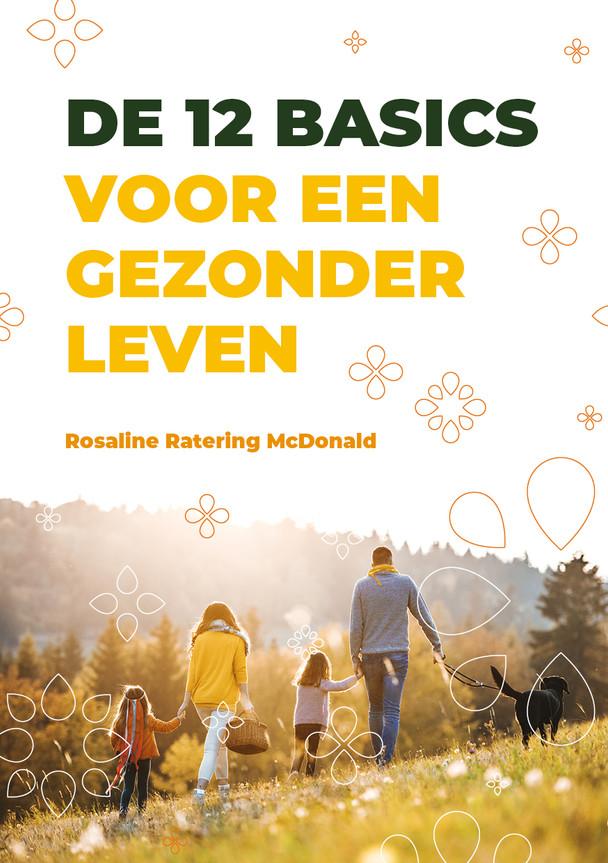 De 12 basics voor een gezonder leven (gratis E-book)