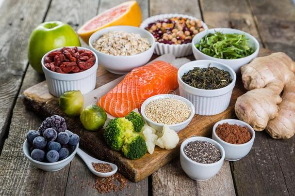 De zin en onzin  van 'superfoods'