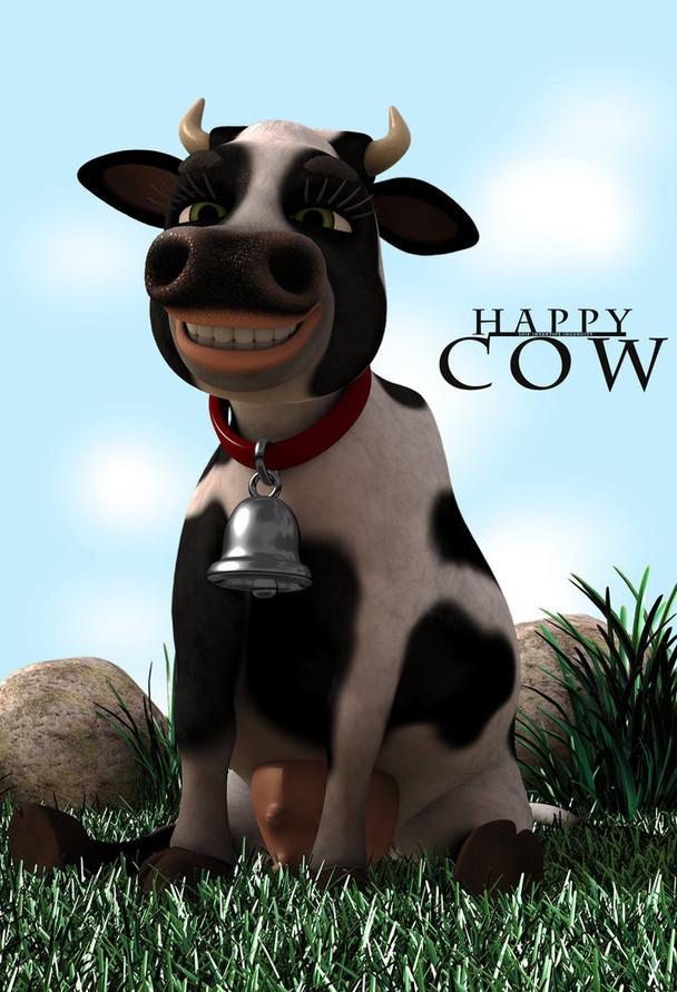 Happy cows give more milk. Investeren in de gezondheid van uw medewerkers lóónt!