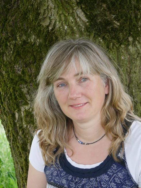 Drs. Esther Noordermeer van De Hemelse Voedselbank gastdocent bij opleidingsinstituut Gezond & W