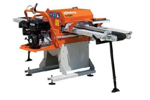 E100EC10U Edger, Timbery 10HP Electric (3x460x60hz)