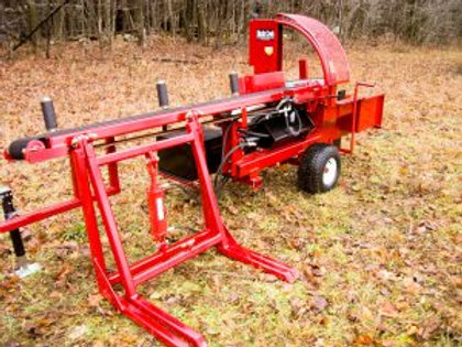 Blacks Creek Model 2000B Firewood Processor