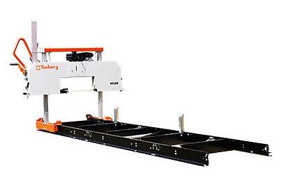 Timbery M100 Portable Sawmill