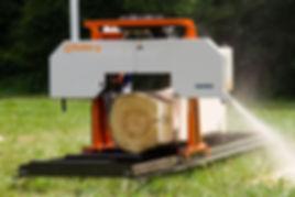 Timbery M280 Sawmill