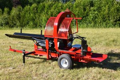 Blacks Creek 1250 Firewood Processor