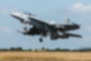 F-18 Super Hornet take-off