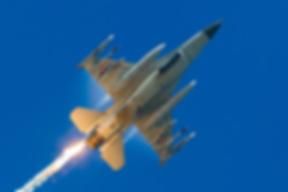F-16 high-g pull