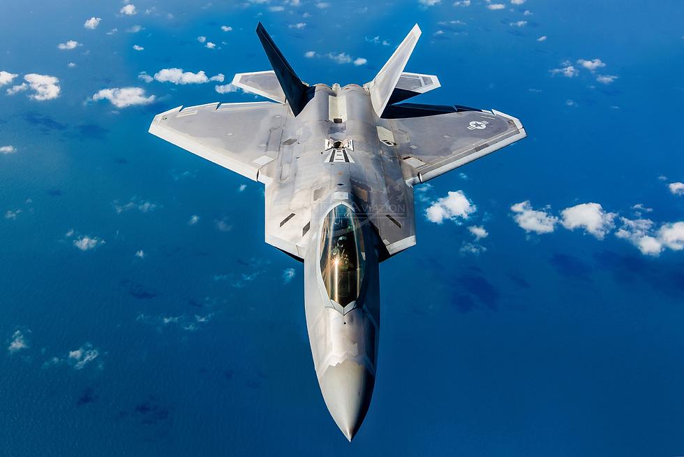 F-22A Raptor Air-to-Air