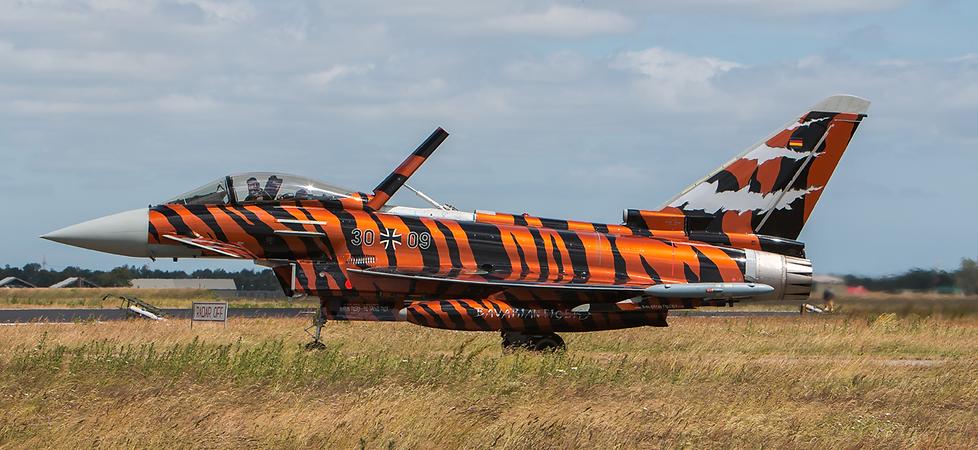 Eurofighter Typhoon Tiger