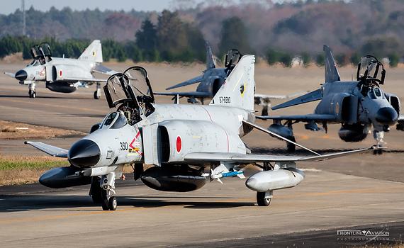 F-4EJ Phantom II