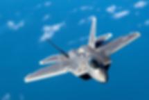 F-22A Raptor, 95th FS, 325th FW