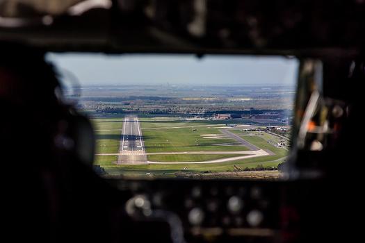 RAF Mildnehall Runway 29