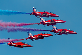 Red Arrows 50th Anniversary