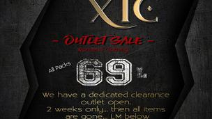 XTC 69L Outlet Sale!