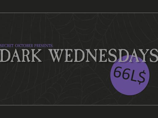 Dark Wednesdays - October 19th, 2021