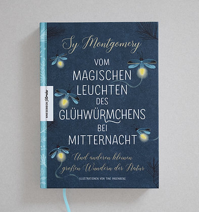 Buch | Vom magischen Leuchten des Glühwürmchens bei Mitternacht