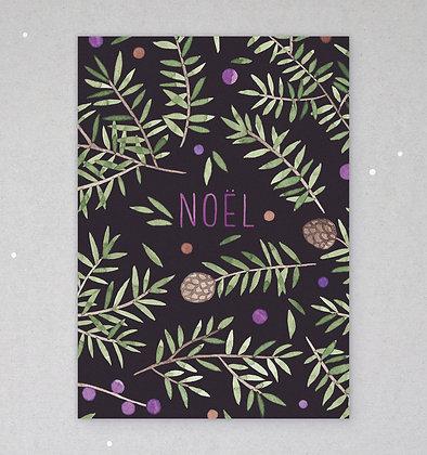 Postkarte | Noël