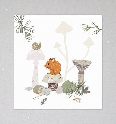 Mini Print | Jimmy & Lou