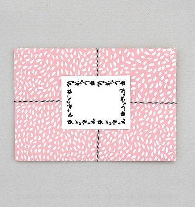 Briefumschlag Set | Tupfen