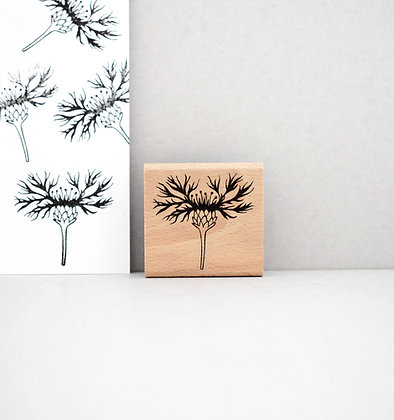 Stempel | Flockenblume