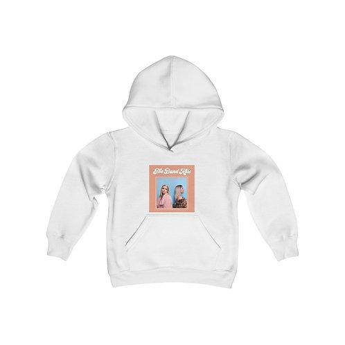 The Band Kris Custom-Designed / Kids Youth Heavy Blend Hooded Sweatshirt