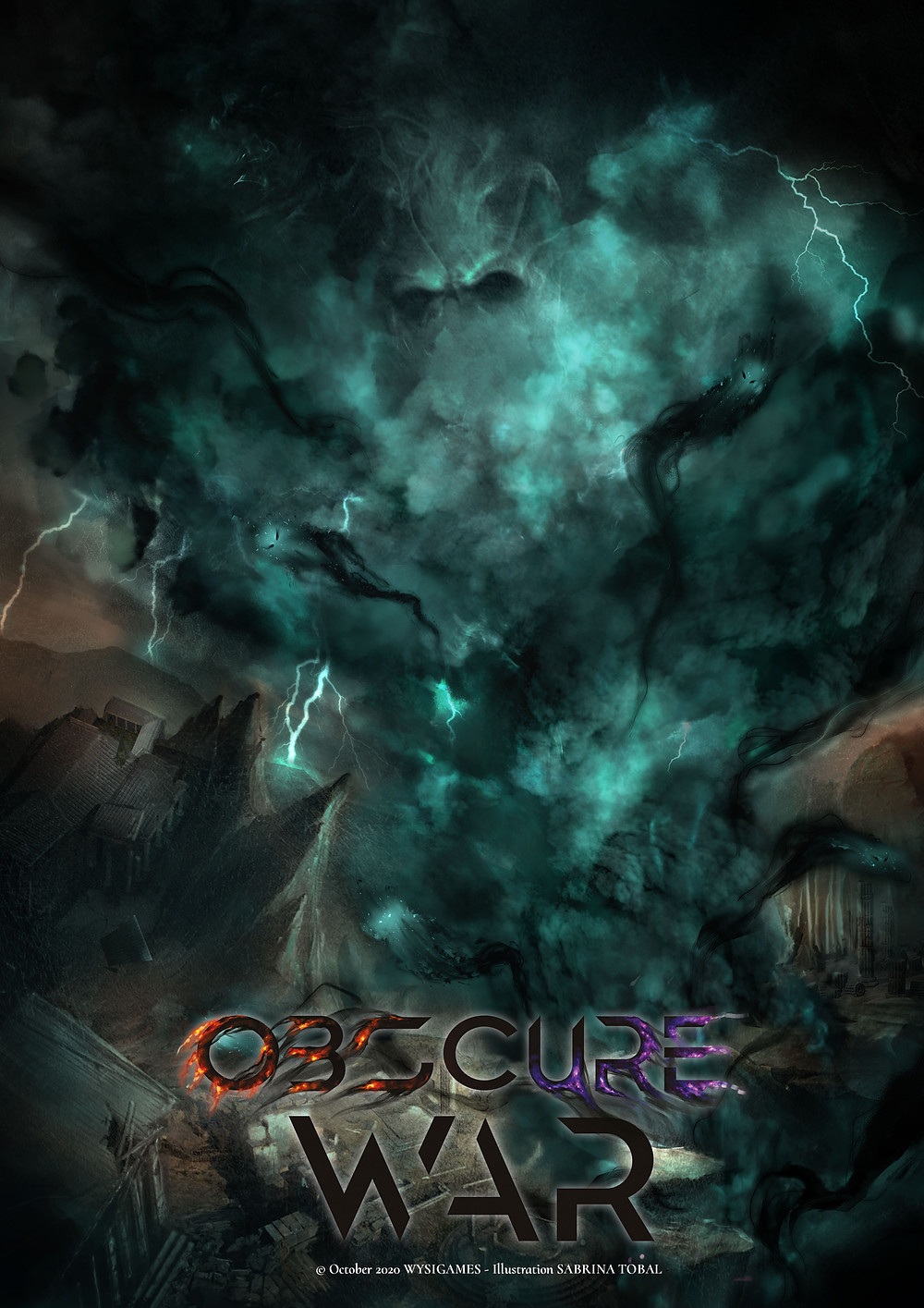 Obscure War Chapter 1 - 11/04/21